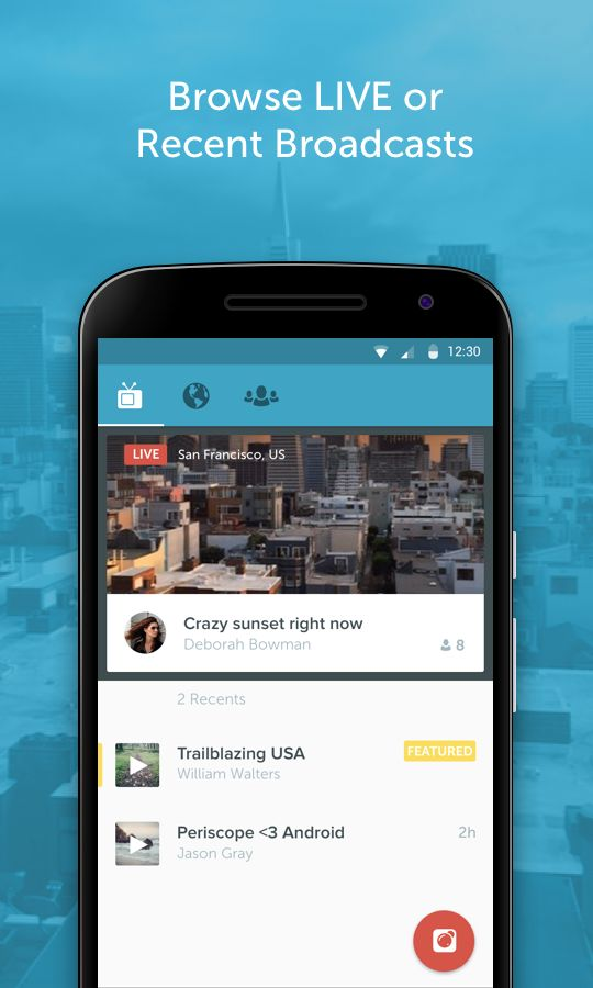 How to use periscope to build your business