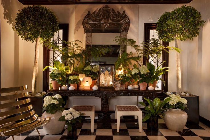 Decorating Los Angeles: Wattles Mansion Spring '17 — The Decorista