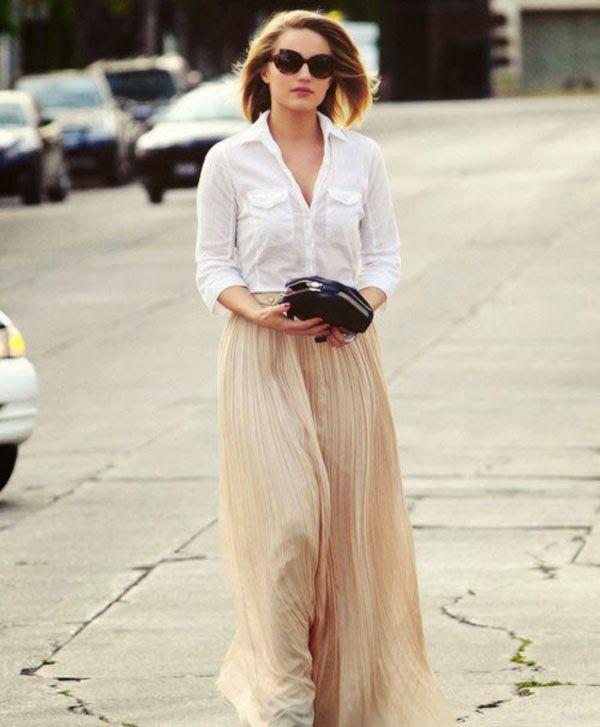 Faldas para ti, Viste la moda este 2014