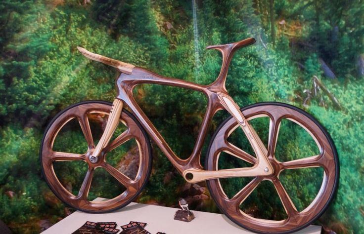 wooden bike | Tumblr