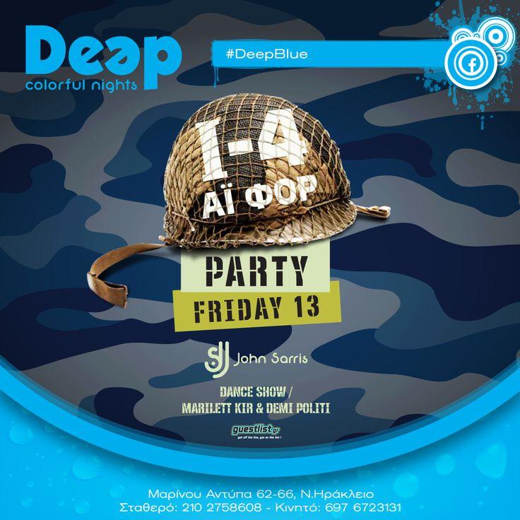 #DeepBlue ~ I4 Party