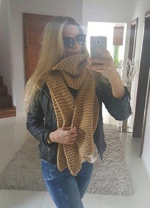 Kupuj mé předměty na #vinted http://www.vinted.cz/doplnky/pletene-saly/15855916-vroubkovana-sala