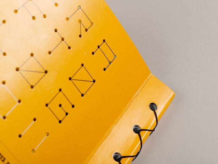 Michal Suday | FASHION DESIGN GRADUATES CATALOG - SHENKAR... Cool cover and binding