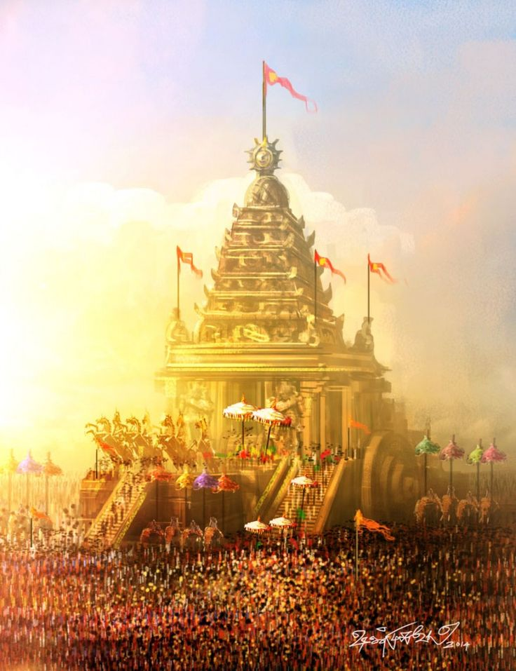 Mahabharatham - The Great Indian Epic...: