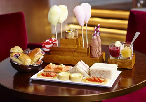 Charlie and the Chocolate Factory Afternoon Tea at One Aldwych, London £29