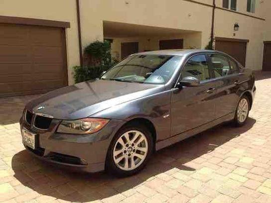 2007 BMW 328i Sedan - Price US$18.388,00
