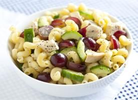 Chicken Poppy Seed Pasta Salad | Recipe | Pasta Salad, Pasta and ...