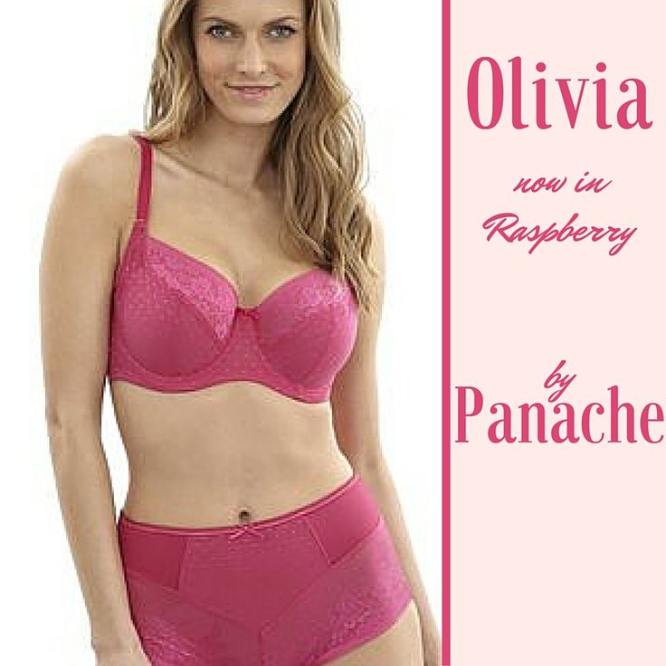 Panache's Olivia bra is a great basic shape you can wear ...