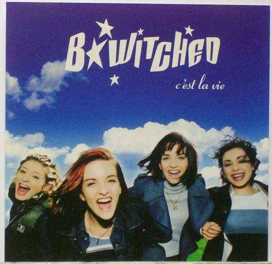 B*Witched and a bunch of other stuff from the nineties!!! @Rachel Driggers @Kathrine Peace Peace Rooney-Bloodworth you guys remember this stuff?!!!