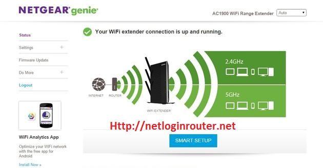 Netgear Nighthawk X4 AC2200 EX7300 Wi-Fi Extender Simple Setup
