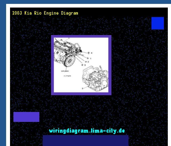 2003 kia rio engine diagram. Wiring Diagram 174829 ...