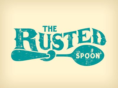 Rusted Spoon Cafe Logo
