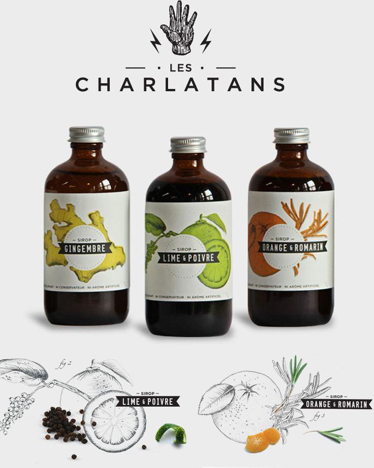 De délicieux cocktails maison avec les Charlatans