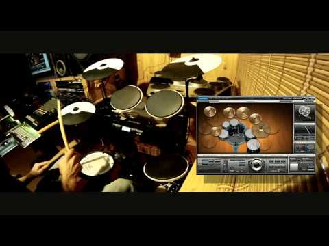 Roland V-Drums TD-4KP+EZDrummer+Addictive Drums..Bateria portatil . Primer test. ,(drums portable) - Tronnixx in Stock - http://www.amazon.com/dp/B015MQEF2K - http://audio.tronnixx.com/uncategorized/roland-v-drums-td-4kpezdrummeraddictive-drums-bateria-portatil-primer-test-drums-portable/