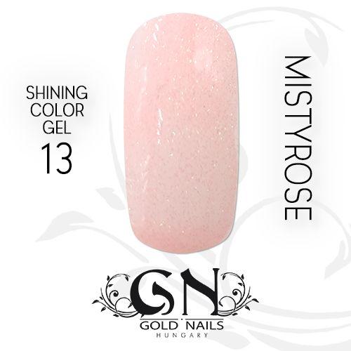 A tökéletes szín tavaszra  http://goldnails.eu/termek/shining-color-13-mistyrose-4-g/
