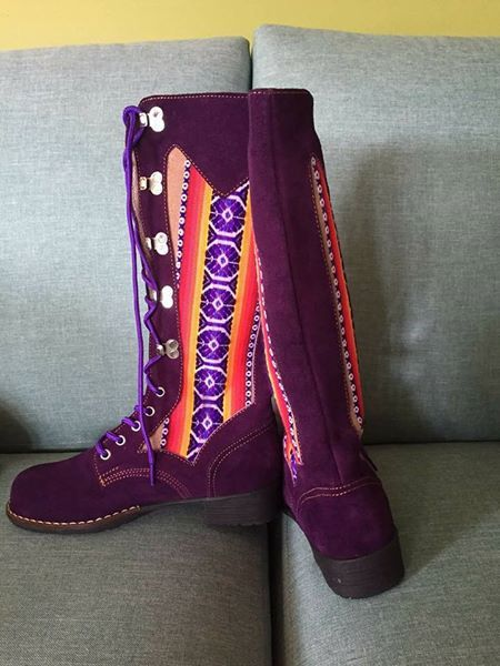 Hand Made Inca Boots Leather Boots Frederick Md 225 Fresh In From