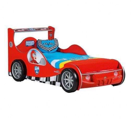 Racer Versenyautós ágy #gyerekbútor #bútor #desing #ifjúságibútor #cilekmagyarország #dekoráció #lakberendezés #termék #autóságy #forma1 #ágy #gyerekágy