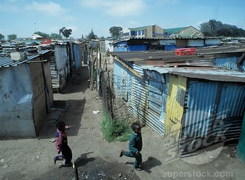 Soweto, Johannesburg. I have been in Soweto, during much unrest, in 1989 (eb)