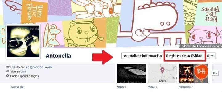 Tips y trucos para personalizar facebook timeline | Evolución Facebook