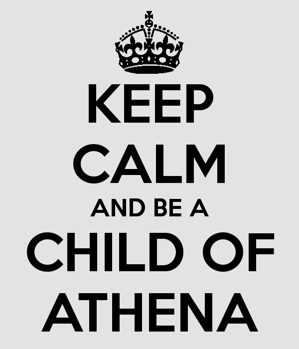 I did the online test for who's your godly parent and i got loads of different results, but mainly Athena :)