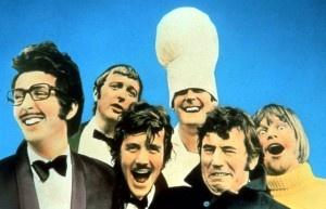 Monty Python. Silly Olympics.