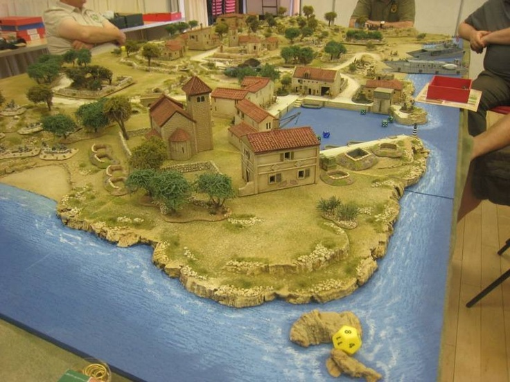 The online community bulletin board for The society of GENTLEMEN GAMERS (SOGG).  Lots of good photos of the club's huge 20mm miniatures games, plus submissions of miniatures from international gamers.  Worth a look!