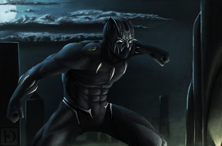 Black Panther By Portela On Deviantart: 189 Best Images About T'Challa & Ororo On Pinterest