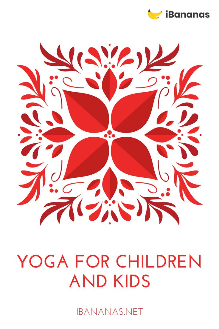 Yoga is not only for beginners but also for kids. Children are exposed to a lot of stress factors nowadays and yoga can actually really help.
