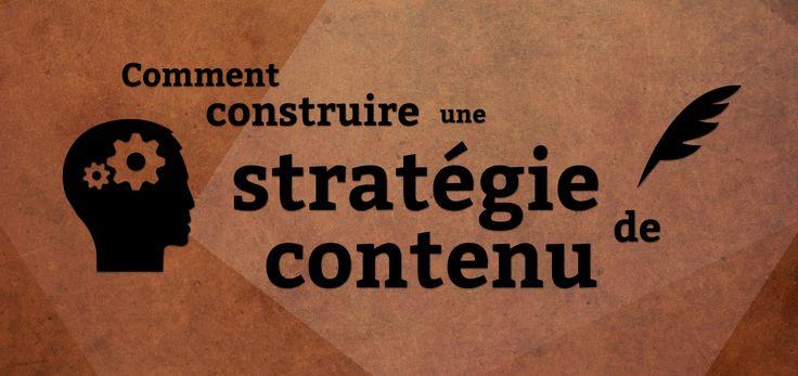 Comment construire une stratégie de contenu ? - Blog du MMI⎟