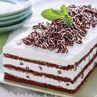 Grasshopper Cake - Cake Recipes - Woman's Day