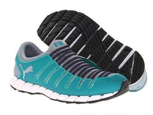 Puma sport shoes without laces