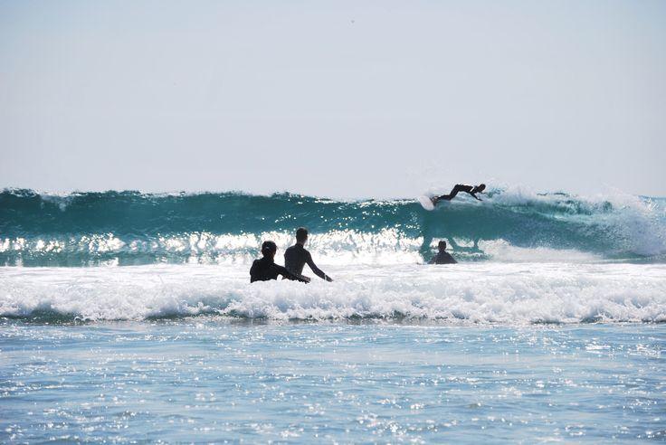 Lisbon, Costa da Caparica, Surf (2)