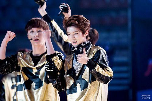 Luhan -140212 3rd Gaon K-POP Chart Awards Credit: Dawn Train.(제3회 가온 차트 K-POP 어워드)