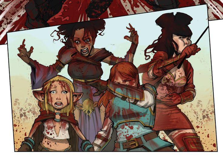 rat queens comics | Top 5 Alternative Comics (That Aren't Marvel or DC) - MoviePilot.com