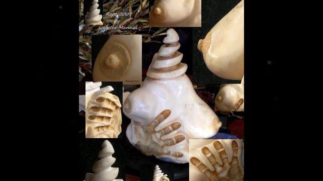 surreal marble sculpture by © Manuel R. surrealist  https://sites.google.com/site/manuelsurrealist/ http://www.manuelmykonos.com