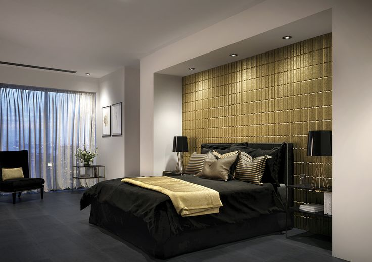 Dune decorative tile folding gold 187190 , modern square gold for feature wall.