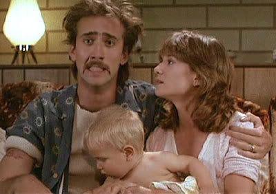 Raising Arizona- one of the best movies ever.