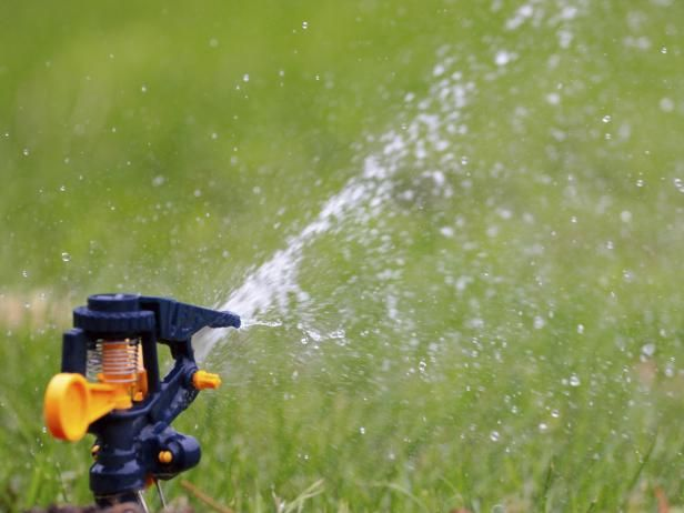 The lawn experts at DIYNetwork.com show you the ins and outs of lawn irrigation, including expert tips for efficient watering.