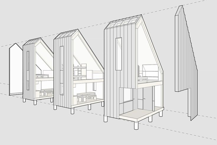 A Flat-Packed, Made-to-Order Modular House that Doesn't Sacrifice Design | Architect Magazine | Residential Projects, Single Family