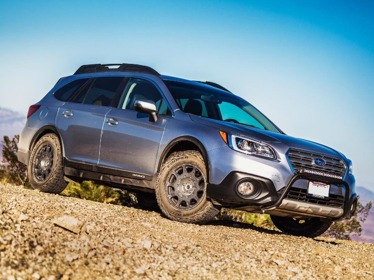 2015 Subaru Outback. Get out there and explore.