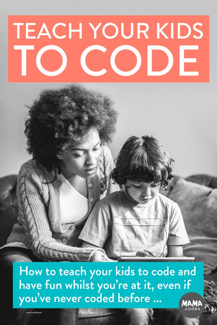 Teach your kids to code and have fun whilst you're at it, even if you've never coded in your life before ...