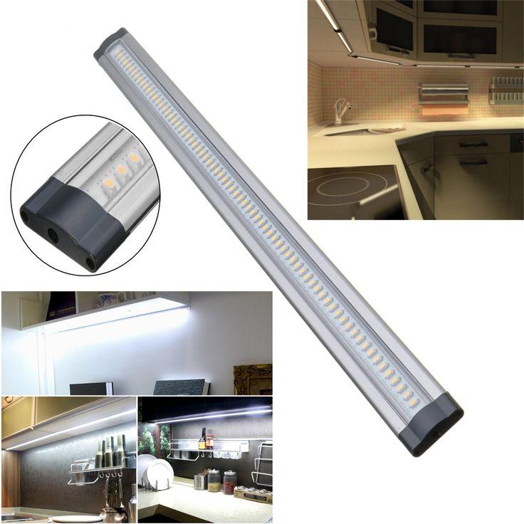 Cabinet Cupboard Night Light LED Under Cabinet Cupboard Light 50cm #Affiliate