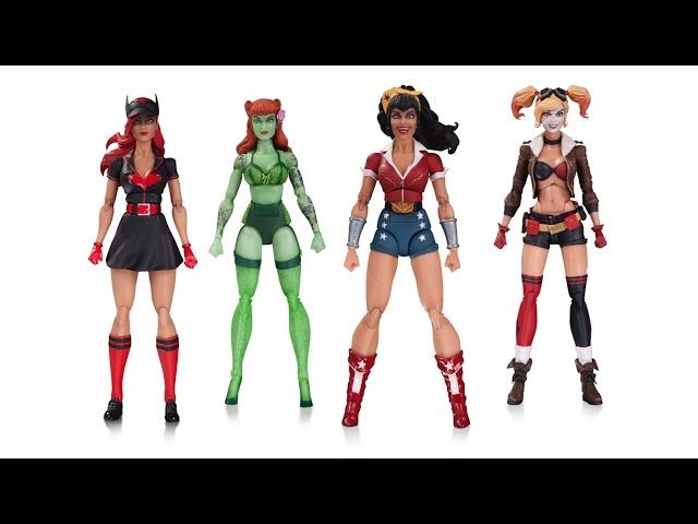 DC Collectibles - DC Bombshells Action Figures...Coming Soon! - Video --> http://www.comics2film.com/dc-collectibles-dc-bombshells-action-figures-coming-soon/  #DC