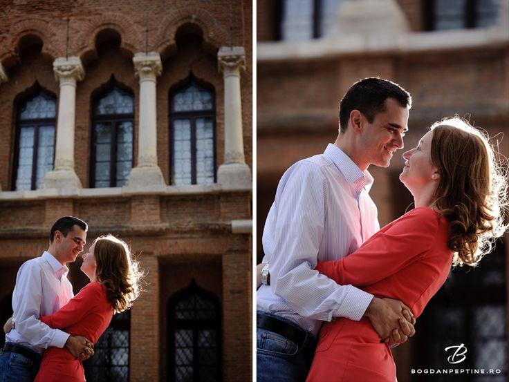 Sedinta foto inainte de nunta la Palatul Mogosoaia   Anca si Cristi