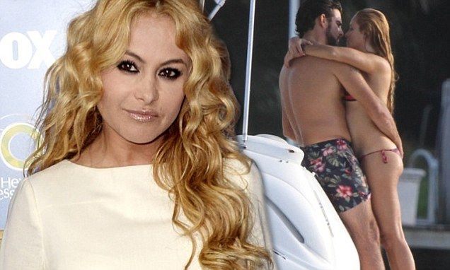 The X Factor host Paulina Rubio breaks up a marriage