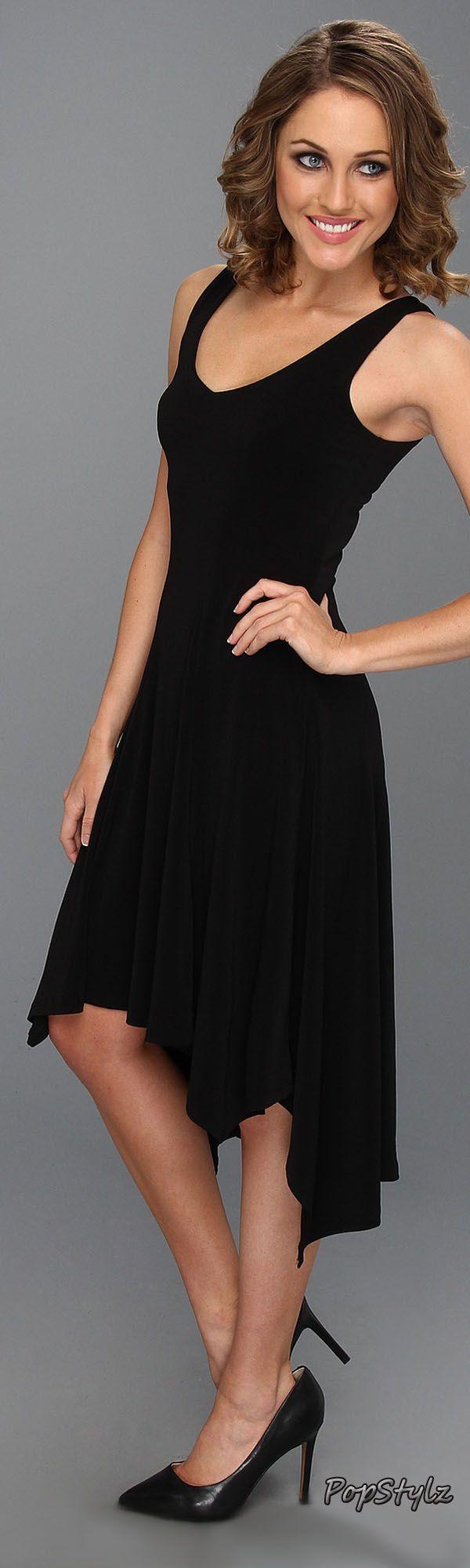 Karen Kane Asymmetrical Dress