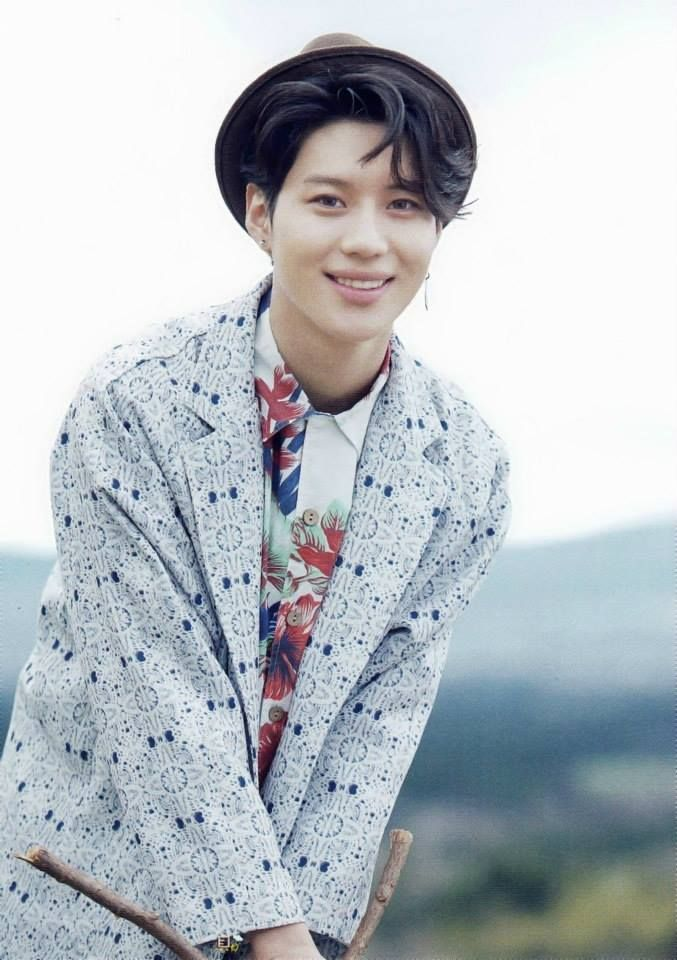 Happy Birthday Lovely Taemin!! May u be more successful than u already are. Make sure to have a blast birthday with Minho! You are growing way too fine.