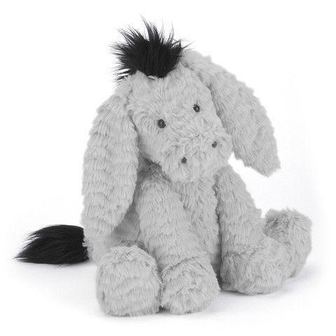 Jellycat fuddlewuddle donkey
