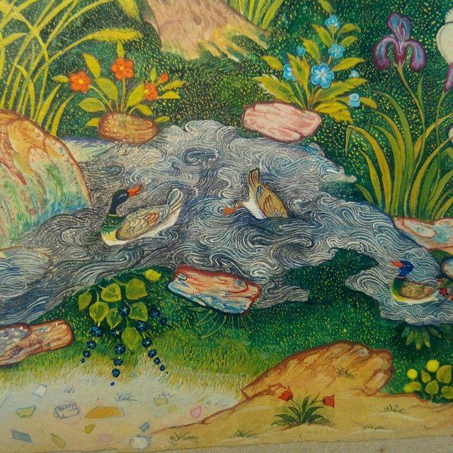 Jahongir Ashurov - duck. water. creek. flower. https://instagram.com/jahongirashurov/