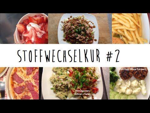 21 Tage Stoffwechselkur #3 - Rezepte und Rezeptideen - YouTube